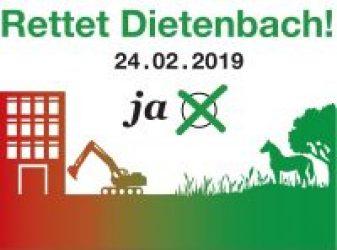 Rettet Dietenbach